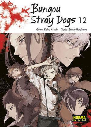 BUNGOU STRAY DOGS 12