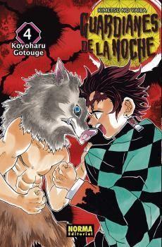 GUARDIANES DE LA NOCHE 04