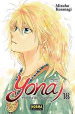 YONA 18, PRINCESA DEL AMANECER