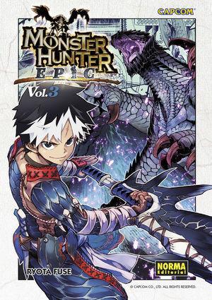 MONSTER HUNTER EPIC 03