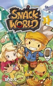 THE SNACK WORLD TV ANIMATION 01
