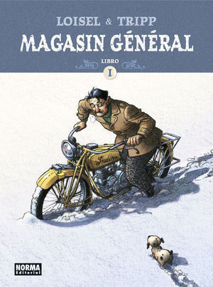 MAGASIN GENERAL. INTEGRAL 1