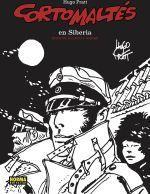 CORTO MALTES EN SIBERIA (BLANCO Y NEGRO)