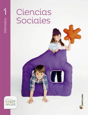 1EP CIENCIAS SOCIALES SANTILLANA 2014 SABER HACER