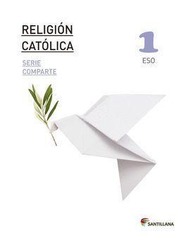 RELIGION 1 ESO SANTILLANA