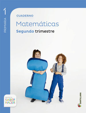 1EP CUADERNO MATEMATICAS II T  SABER HACER 2014