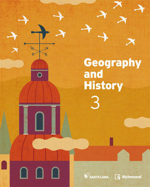 3ESO GEOGRAPHY AND HIST 3ESO STUDENT'S BOOK 2015