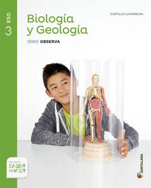 3ESO BIOLOGIA Y GEOLOGIA SANTILLANA 2015