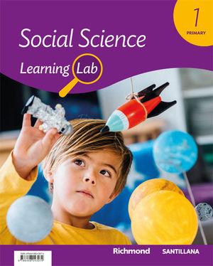 1EP LEARNING LAB SOCIAL SCIENCE 2018 SANTILLANA