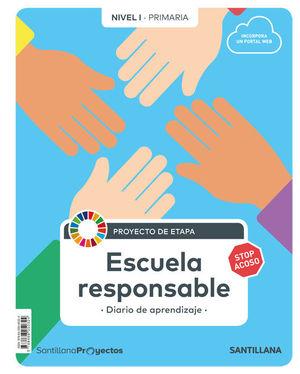 1EP SOCIALES NIVEL I ESCUELA RESPONSABLE ED19