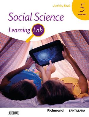5EP SOCIAL SCIENCE LEARNING LAB ACTIVITY 2019 SANTILLANA