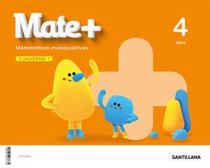 2EI MATE+ MATEMATICAS MANIPULATIVAS 2020 SANTILLANA