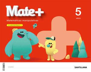 3EI MATE+ MATEMATICAS MANIPULATIVAS 2020 SANTILLANA