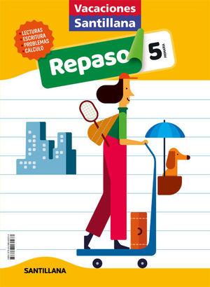 5EP VACACIONES 5 EP  REPASO 2020