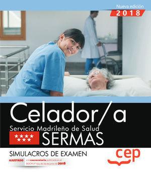 CELADOR SERMAS SIMULACROS 2018 CEP