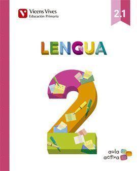 2EP LENGUA AULA ACTIVA TRIMESTRES 2015 VICENS VIVES