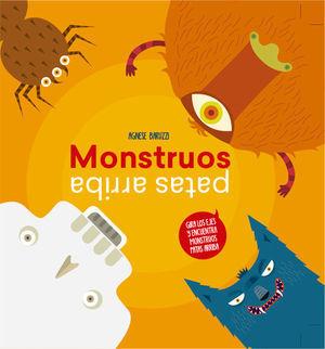 MONSTRUOS PATAS ARRIBA (VVKIDS)