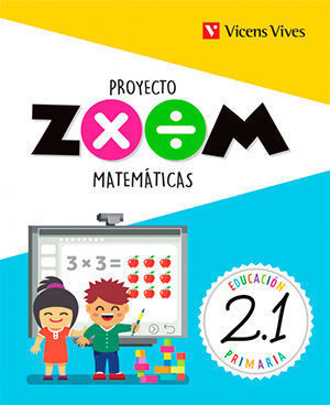 2EP MATEMATICAS TRIMESTRAL ZOOM 2018 VICENS VIVES