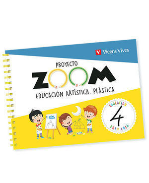 4EP PLASTICA (ZOOM) 2019 VICENS VIVES