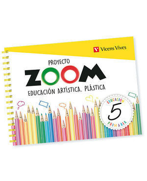 5EP PLASTICA 5 (ZOOM) 2019 VICENS VIVES