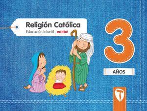 1EI RELIGIÓN ZAIN EDEBE 2017