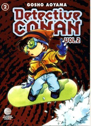 DETECTIVE CONAN II Nº02
