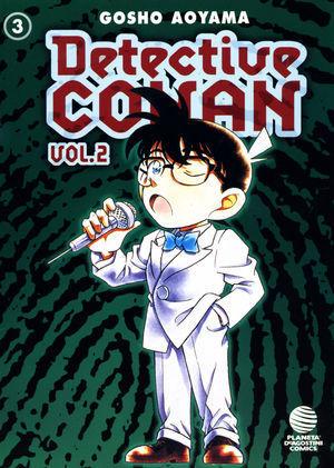 DETECTIVE CONAN II Nº03