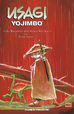 USAGI YOJIMBO Nº 24