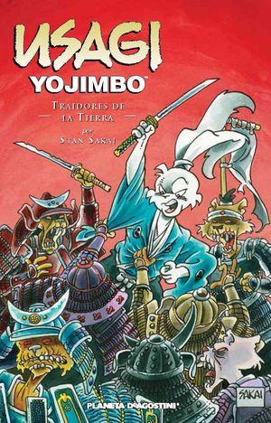 USAGI YOJIMBO Nº26