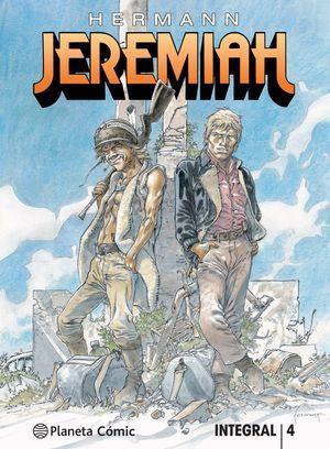 JEREMIAH Nº 04 (NUEVA EDICIÓN)