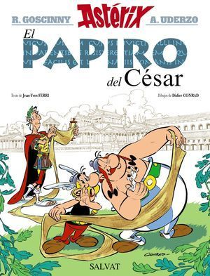 ASTERIX 36. EL PAPIRO DEL CESAR