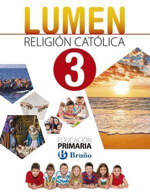3EP RELIGIÓN CATÓLICA LUMEN 3 PRIMARIA