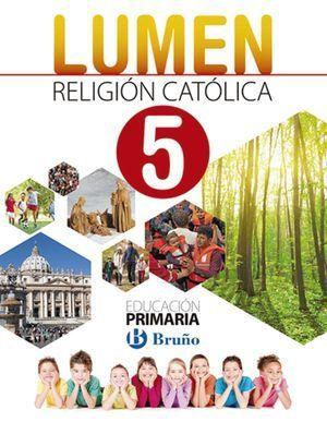 5EP RELIGIÓN CATÓLICA LUMEN 5 PRIMARIA