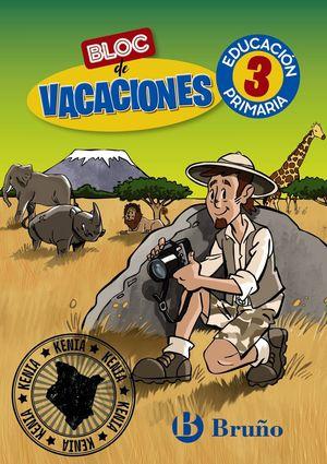 BLOC DE VACACIONES 3EP