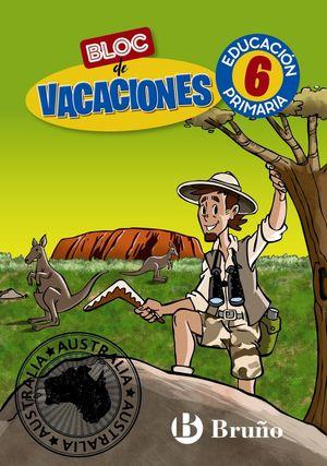 BLOC DE VACACIONES 6EP