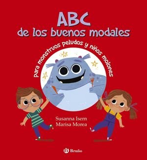 ABC DE LOS BUENOS MODALES PARA MONSTRUOS PELUDOS Y NIÑOS MOLONES