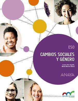 CAMBIOS SOCIALES Y GÉNERO.