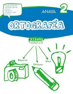 ORTOGRAFÍA 2. - VISUALMENTE
