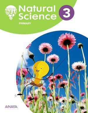 3EP NATURAL SCIENCE PUPIL'S BOOK 2018 ANAYA