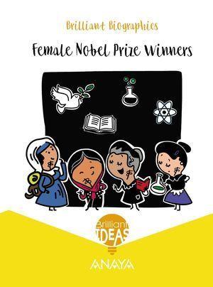 2EP FEMALE NOBEL PRIZE WINNERS READINGS 2018 ANAYA