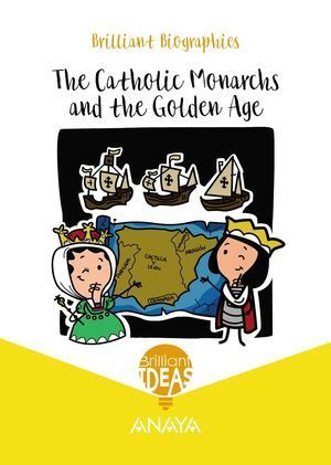 5EP THE CATHOLIC MONARCHS AND THE GOLDEN AGE READINGS