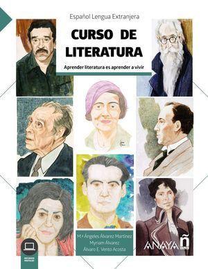 CURSO DE LITERATURA DE ANAYA ELE