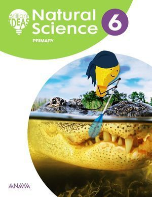 6EP NATURAL SCIENCE 6. PUPIL'S BOOK 2019 ANAYA