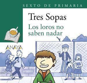 TRES SOPAS BLÍSTER
