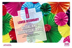 1ESO VISUAL AND AUDIOVISUAL ARTS STAGE I CLASS BOOK 2020 ANAYA