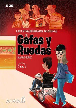 GAFAS Y RUEDAS. 1 VOLUME