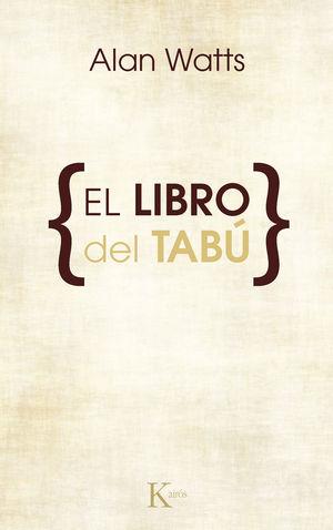LIBRO DEL TABU  - SP  *
