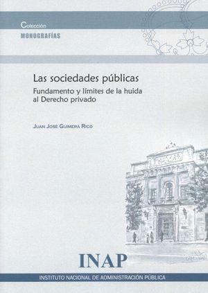 LAS SOCIEDADES PUBLICAS