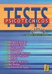TEST PSICOTÉCNICOS (3ª EDICIÓN) TEBAR 2006
