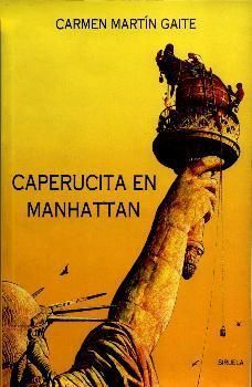 CAPERUCITA EN MANHATTAN - RUSTICA TE-3